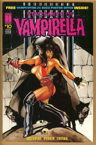 Vengeance of Vampirella #10 NM