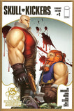 Skullkickers #1 Larry's Variant NM+