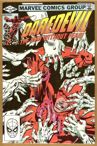 Daredevil #180 NM-