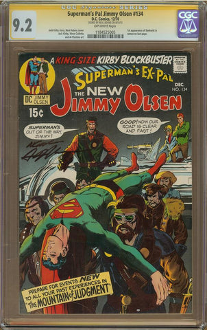Superman's Pal Jimmy Olsen #134 CGC 9.2