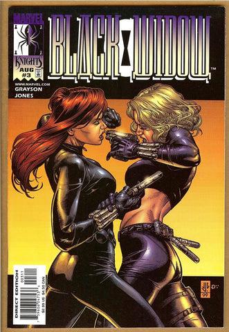 Black Widow (1999) #3 NM