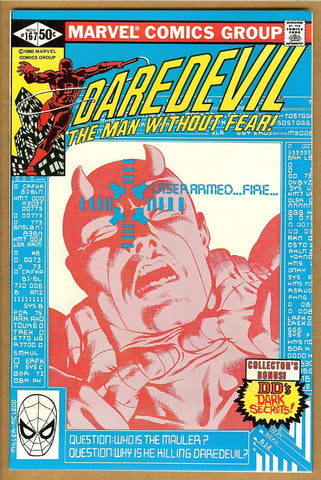 Daredevil #167 VF/NM