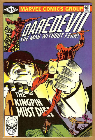 Daredevil #170 NM-