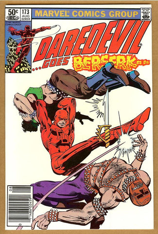 Daredevil #173 NM-