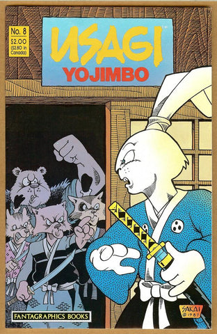 Usagi Yojimbo #8 VF/NM