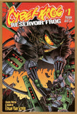 Cyberfrog Reservoir Frog Preview Ashcan NM Signed