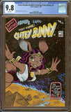 Army Surplus Komikz Featuring Cutey Bunny #4 CGC 9.8