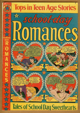 School Day Romances #1 VG/F