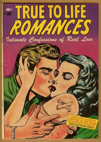 True-to-Life Romances #9 VG+