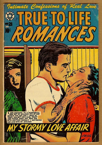 True-to-Life Romances #21 G/VG