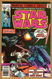 Star Wars #06 VF+ $20