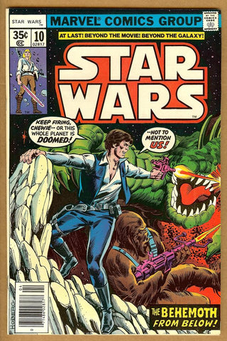 Star Wars #10 NM-