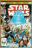 Star Wars #74 NM-