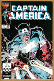 Captain America #321 VF