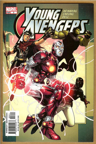 Young Avengers #3 NM-