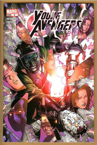 Young Avengers #5 VF+