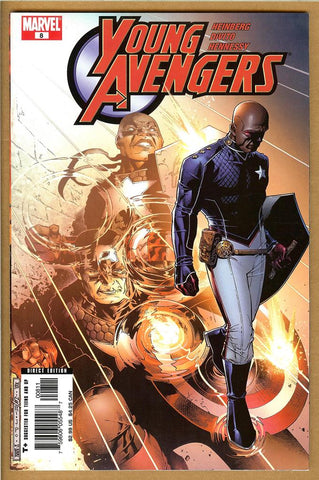 Young Avengers #8 F/VF