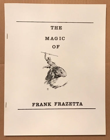 The Magic of Frank Frazetta