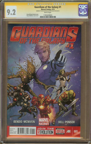 Guardians of the Galaxy #1 CGC 9.2