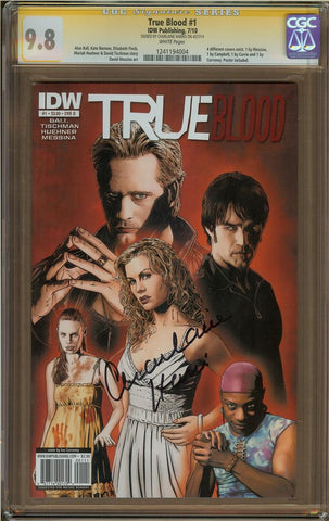 True Blood #1 CGC 9.8