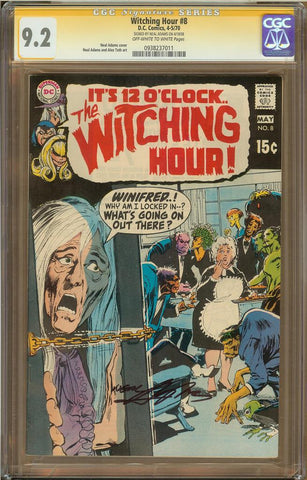 Witching Hour #8 CGC 9.2