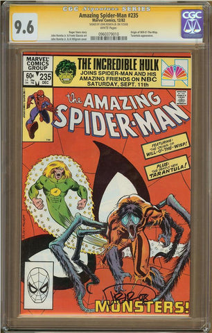 Amazing Spider-Man #235 CGC 9.6