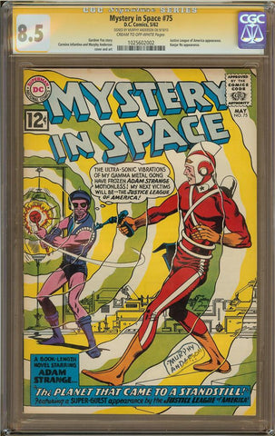 Mystery In Space #75 CGC 8.5