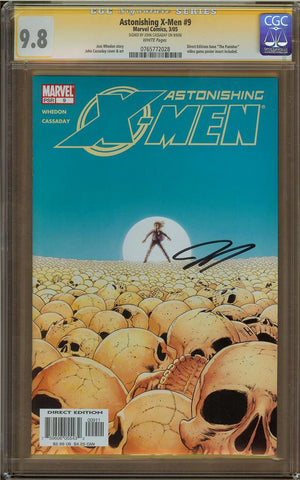 Astonishing X-Men #9 CGC 9.8