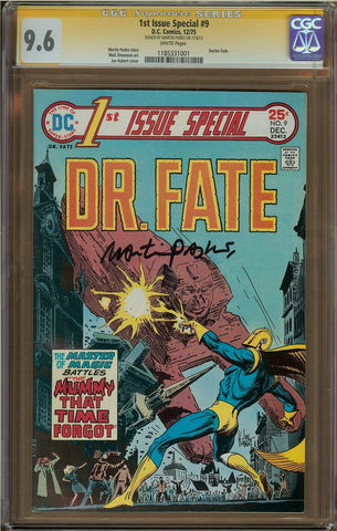 1st Issue Special #9 CGC 9.6