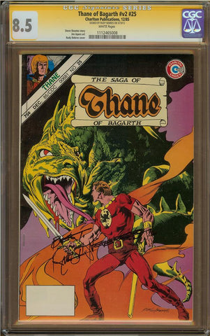 Thane of Bagarth v2 #25 CGC 8.5