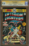 Freedom Fighters #1 CGC 9.6