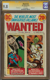 Wanted #9 CGC 9.8
