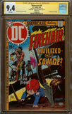 Showcase #85 CGC 9.4 Double Cover