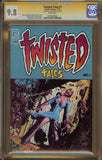 Twisted Tales #1 CGC 9.8