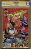 Danger Girl #6 Madueira Variant Cover CGC 9.6