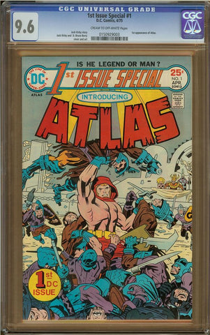 1st Issue Special #1 CGC 9.6