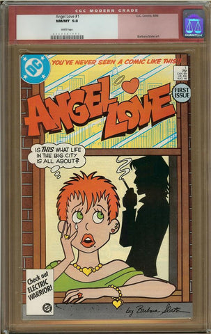 Angel Love #1 CGC 9.8