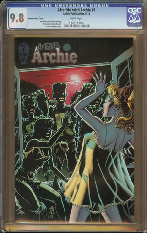 Afterlife With Archie #1 Pepoy Variant CGC 9.8
