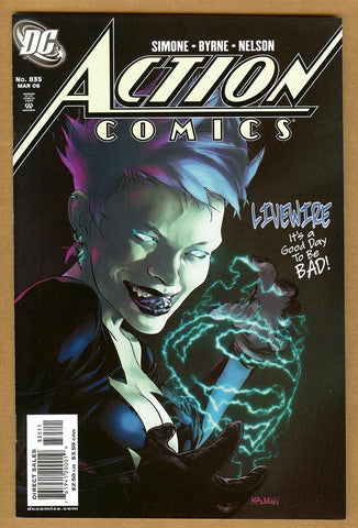 Action Comics #835 NM-