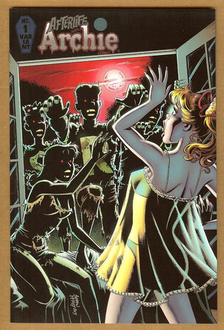 Afterlife With Archie #1 NM/NM+ Pepoy Variant
