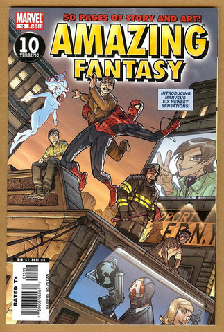 Amazing Fantasy (2006) #15 VF/NM