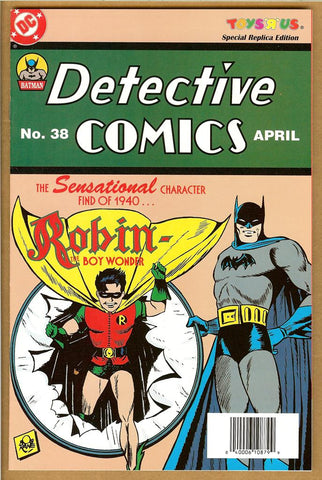 Detective Comics Special Replica Edition #38 NM