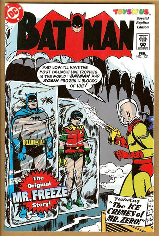 Batman Special Replica Edition #121 NM-/NM