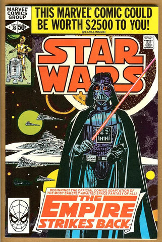 Star Wars #39 VF+
