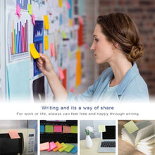 Load image into Gallery viewer, Teskyer-600-Sheets-Super-Strong-Adhesive-Self-Stick-Post-it-Notes-5