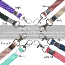 Load image into Gallery viewer, Teskyer-Neck-Durable-Flat-Nylon-Lanyard-Strap-Mix-7