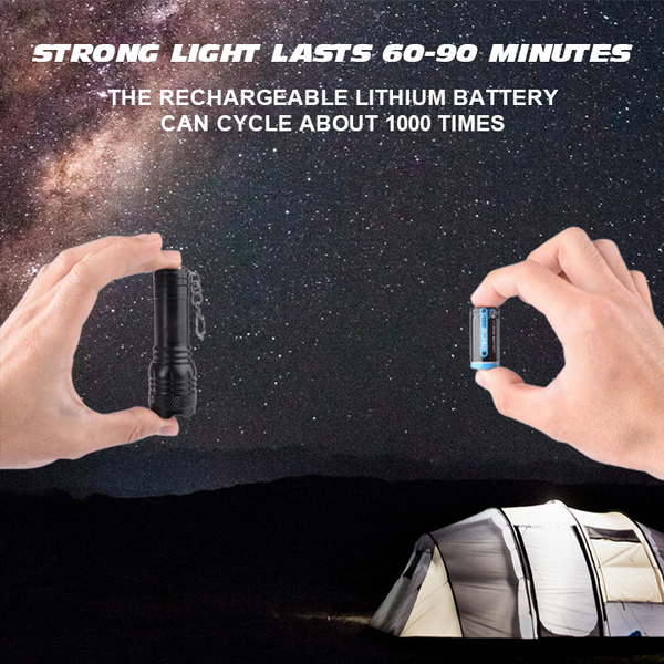 【New Year Hot Sale】50% Off World Smallest Flashlight