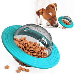 Interactive Dog Toy Ball - Food Dispenser