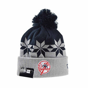 TUQUE WINTY CUFF MLB YANKEES