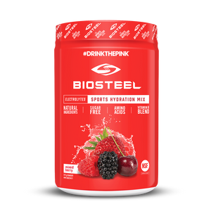 MÉLANGE HYDRATATION BIOSTEEL 40 PORTIONS (315G)